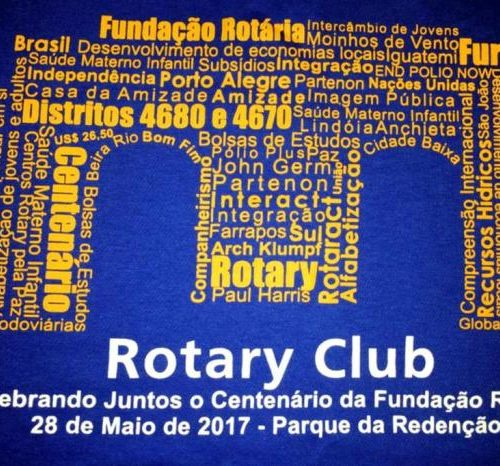 Fundação dos Rotarianos de Porto Alegre festeja sucesso de campanha mundial lançada em 1985